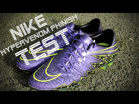 nike hypervenom phinish 2 purple