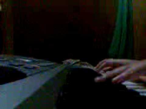 Kenangan Terindah chorus piano