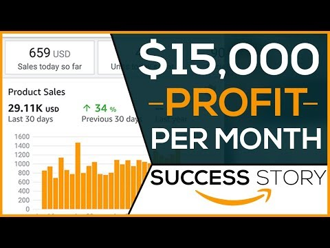 Mom of 2 Creates A HUGE Amazon FBA Brand in 4 MONTHS | Student Success!