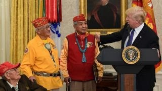 NE Native American leader: Warren's cultural claim an 'insult'