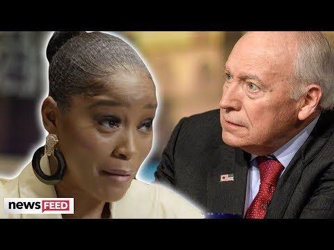 Keke Palmer Finds Out Who Dick Cheney Is After Meme Goes Viral!