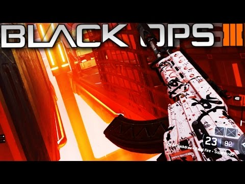 "NEW MAP ""RIFT GAMEPLAY"" in Black Ops 3 – (BO3 DLC 2 ECLIPSE)"
