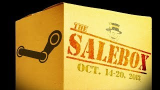 Salebox - Steam Weekly Deals - October 14-20, 2013