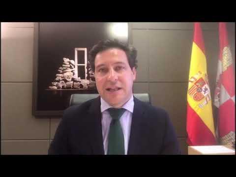 Raúl de la Hoz arremete contra el PSOE de Castilla y León