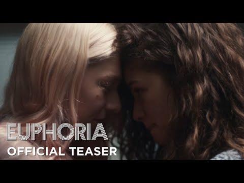 Big Boy - Drake Shares Trailer and Release Date for 'Euphoria' Starring Zendaya