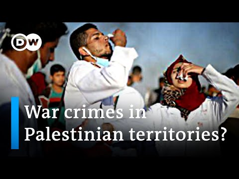 ICC Opens Investigation Into Alleged War Crimes In Palestinian Territories | DW News