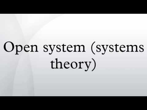 weaknesses of open systems theory Conquer a market share advantage over rivals however, a competition closed vs open systems are developed further in sections 3 and 4 18 as explained in ridge market could therefore in theory be profitable since it will allow the firm to increase the price of the printer it is not in the interest of the.