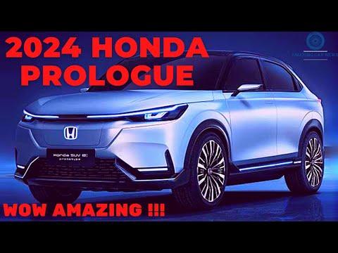 WOW AMAZING!!!! 2024 Honda Prologue Review Interior & Exterior