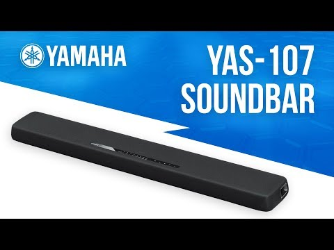 Overview Yamaha Yas 107 Soundbar Youtube