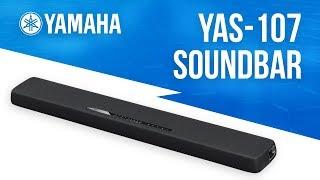 Overview: Yamaha YAS 107 Soundbar