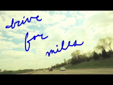 Lenay - Drive For Miles (Lyric Video)