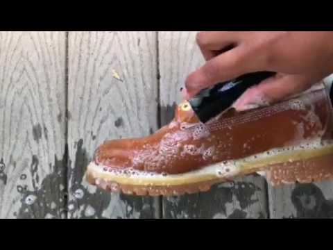 Cleaning the Wheat Timberlands with the Crep Cure