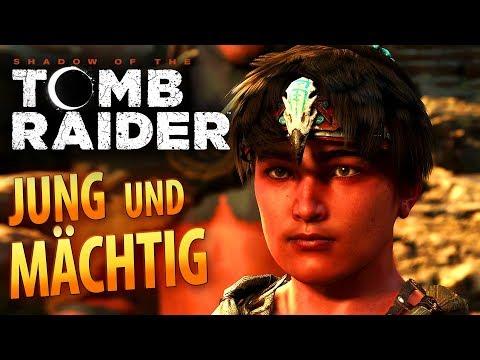Shadow of the Tomb Raider #039 | Jung und MÄCHTIG | Gameplay German Deutsch