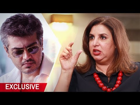 Why Only Vijay, Even Ajith Is Extremely Talented Person | Director Farah Khan Interview