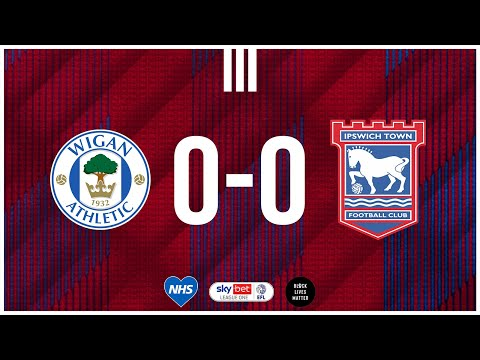 Wigan Ipswich Goals And Highlights