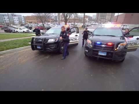 Sioux Falls Police Department: Mannequin Challenge