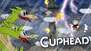 STUPID, STUPID DRAGON!! | CUPHEAD [#5]