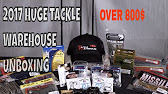Tackle Warehouse Unboxing + Custom Painted Lures - YouTube