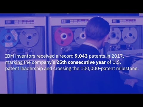 Tips, Advice and Looking Back with IBM Master Inventors