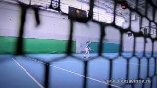 Александр Савинов. Тренер по большому теннису в Санкт-Петербурге