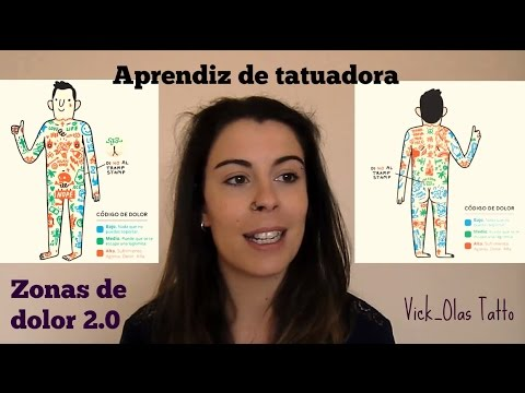 Zonas m�s dolorosas 2.0 - Aprendiz de tatuadora