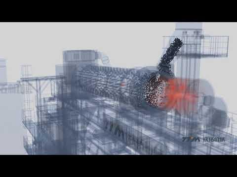 Асфальтовый завод ТТМ с линией горячей регенерации асфальтового гранулята (RAP)