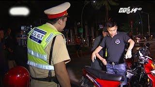 VTC14 | Công an Hà Nội tổng kiếm tra hành chính vào ban đêm