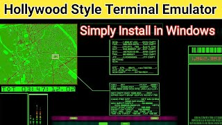 Download Pretend To Be A Hacker With Edex Ui Terminal