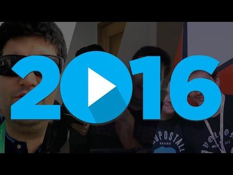 RETROSPECTIVA GAMEPLAYRJ 2016 FELIZ ANO NOVO
