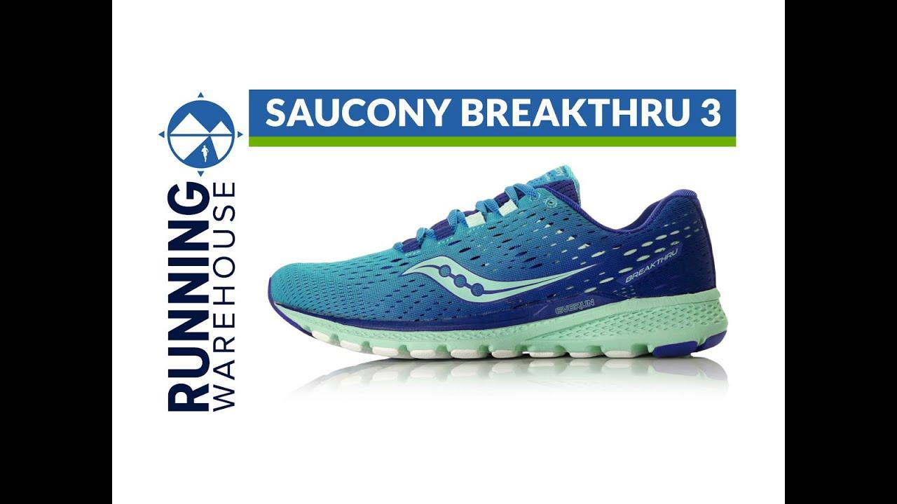saucony breakthru womens