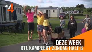 Kamperen in Midden Limburg en de Belgische kust I 2 februari RTL4 I Promo