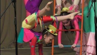 цирковое искусство дети 7 лет - Челябинск