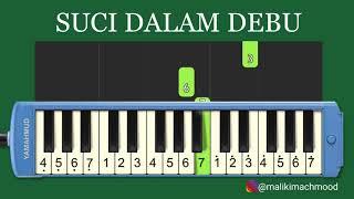 Download lagu Suci Dalam Debu -IKLIM- Pianika Easy