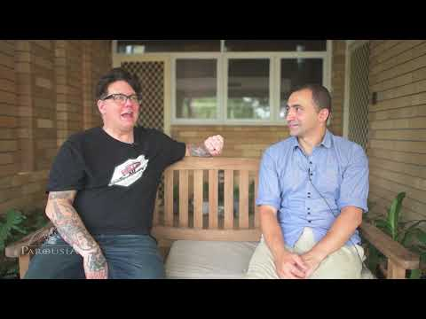 Parousia Podcast with Chris Padgett and Charbel Raish