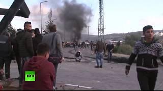 Les Palestiniens se mobilisent contre la reconnaissance de Jérusalem comme capitale d'Israël