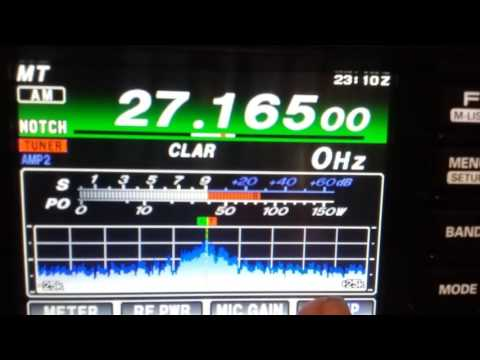 Channel 17 cb radio Vancouver Washington with Pm and others