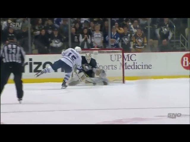 Shootout: Maple Leafs vs Penguins