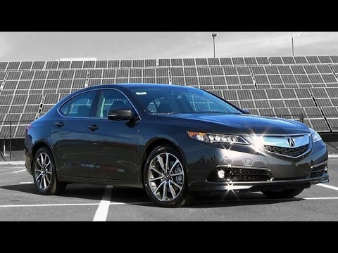 2017 Acura Tlx Review Exterior And Interior
