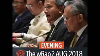 ASEAN to hit China reclamation, hail Trump-Kim talks