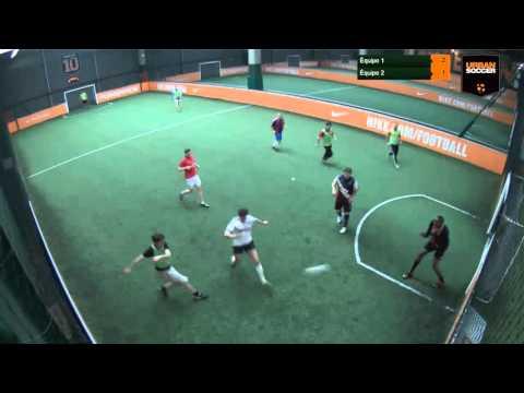 Urban Football - Aubervilliers - Terrain 10 le 12/02/2016 à 12:33