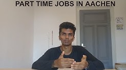 Part time job in aachen