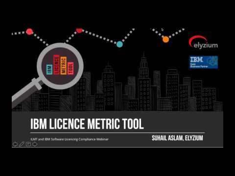 ILMT and IBM Software Licensing Compliance Webinar