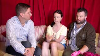 Frameline36: Petunia Interview (Ash Christian & Thora Birch)