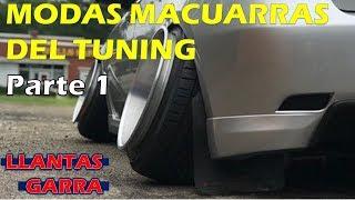Modas MACUARRAS del Tuning,    Parte 1     //RINES//