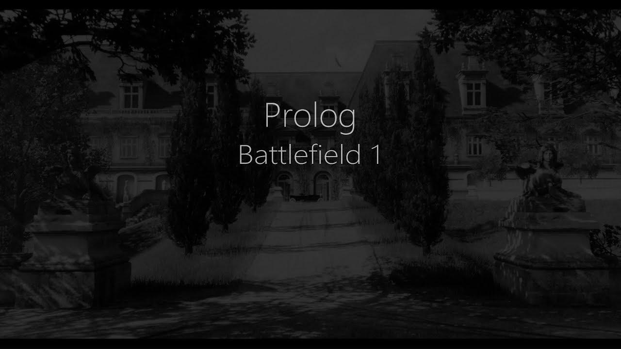 Download Battlefield 1 Cine-Movie / Prolog