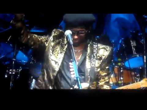 Good Times - Chic Featuring Nile Rodgers Live In Liverpool 2017