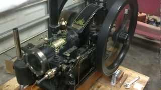 3 HP Foos hit miss gas engine