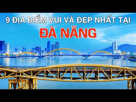 DU LỊCH ĐÀ NẴNG đến 9 Địa Điểm Vui và Đẹp Nhất Đà Nẵng. 9 Most Beautiful and Fun Places in Da Nang