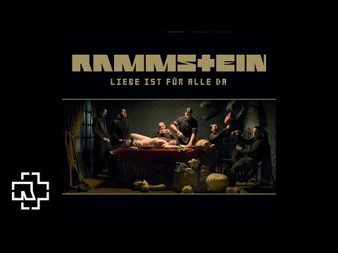 Rammstein - Frühling In Paris (Official Audio)