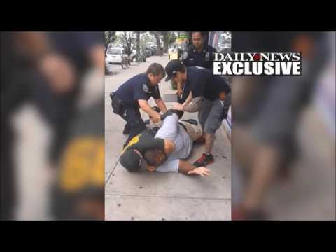 Acts of Police Brutality and Violence Caught on Camera